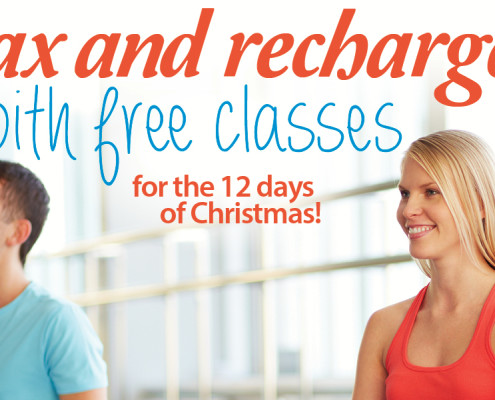 Free Class Giveaway