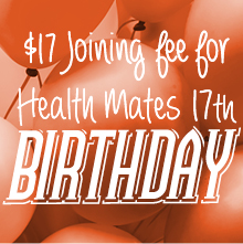 $17 Joining Fee