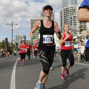 Jessica: Gold Coast Marathon