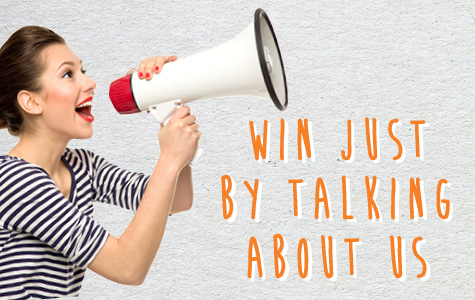 Win Just By Talking To Us