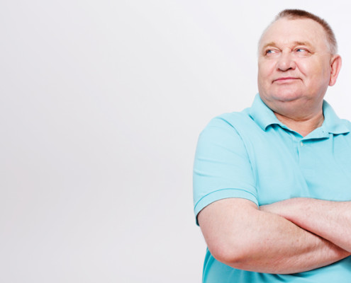 Man-in-blue-tshirt