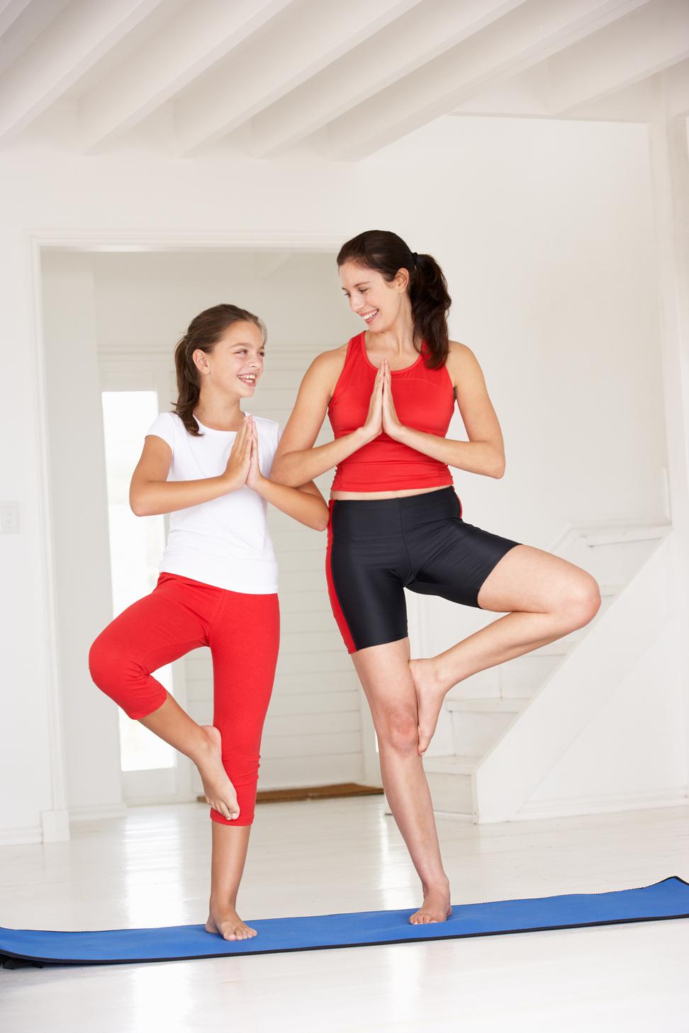 School Holiday Kids Yoga Classes - Health Mates Fitness Centre