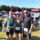 Liam, Diane & Paull - Batemans Bay Triathlon