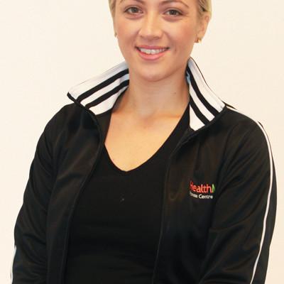 Yoga Teacher, Nicole
